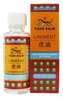 Tiger Balm - Liniment Penetrating Pain Relief - 2 oz. (039278313222)