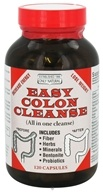 Only Natural - Easy Colon Cleanse - 120 Capsules