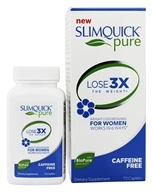 SlimQuick - Ultra Calorie Burner Caffeine Free with Super-Antioxidant Acai - 72 Caplets, from category: Diet & Weight Loss