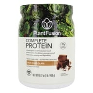 PlantFusion - Nature's Most Complete Plant Protein Chocolate - 1 lb. (890985001914)