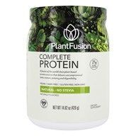 PlantFusion - Nature's Most Complete Plant Protein Lightly Sweetened Unflavored - 1 lb. by PlantFusion