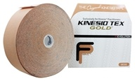 "Kinesio - Tex Tape Gold Bulk 2"" W x 103"