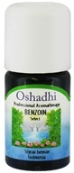 Image of Oshadhi - Professional Aromatherapy Benzoin Select Essential Oil - 5 ml.