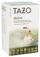 Tazo - Well-Being Tea Thrive - 16 Tea Bags by Tazo