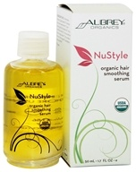 Aubrey Organics - NuStyle Organic Hair Smoothing Serum - 1.7 oz. - $16.16