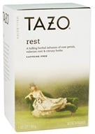 Image of Tazo - Well-Being Tea Caffeine Free Rest - 16 Tea Bags
