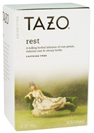 Tazo - Well-Being Tea Caffeine Free Rest - 16 Tea Bags (794522215508)
