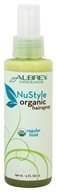 Image of Aubrey Organics - NuStyle Organic Hairspray Regular Hold - 5 oz.