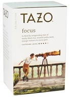 Tazo - Well-Being Tea Focus - 16 Tea Bags, from category: Teas