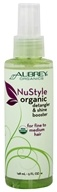 Aubrey Organics - NuStyle Organic Detangler & Shine Booster For Fine To Medium Hair - 5 oz.
