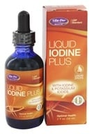 Life-Flo - Liquid Iodine Plus With Iodine & Potassium Iodide - 2 oz., from category: Vitamins & Minerals