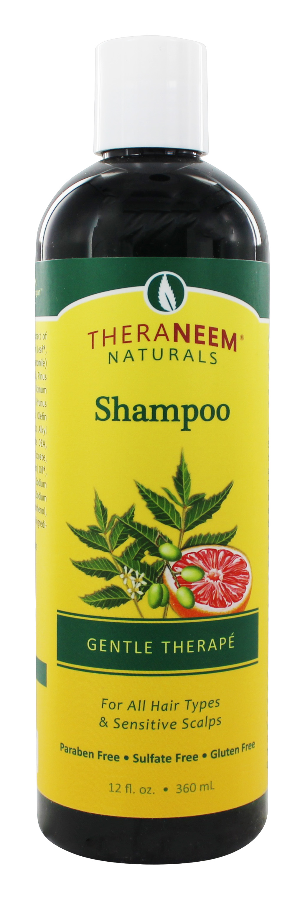 Organix South - TheraNeem Organix Shampoo Gentle Therape - 12 oz. (666183000079)