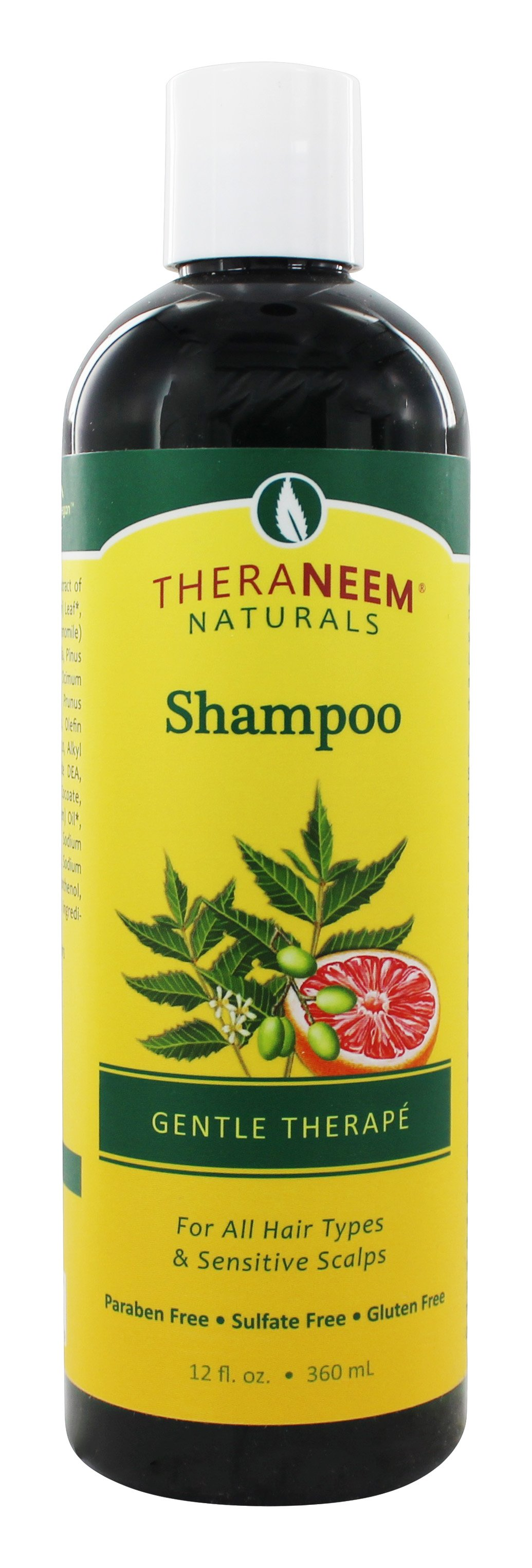 Organix South - TheraNeem Organix Shampoo Gentle Therape - 12 oz. - $9.49