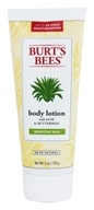 Burt's Bees - Body Lotion Soothingly Sensitive Aloe & Buttermilk - 6 oz. (792850006720)