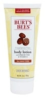 Burt's Bees - Body Lotion Shea Butter & Vitamin E Fragrance Free - 6 oz.