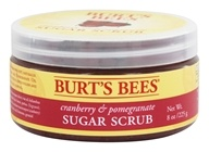 Image of Burt's Bees - Sugar Scrub Cranberry & Pomegranate - 8 oz.