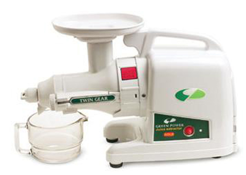 TriBest - Green Star Gold Juice Extractor GP-E1503 by TriBest
