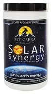 Mt. Capra Products - Solar Synergy Sports Drink - 14.8 oz. - $41.97