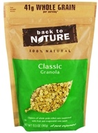 Back To Nature - Granola Classic - 13.5 oz.