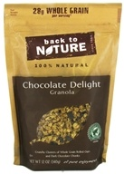 Image of Back To Nature - Granola Chocolate Delight - 12 oz.