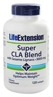 Life Extension - Super CLA Blend with Sesame Lignans 1000 mg. - 120 Softgels - $27