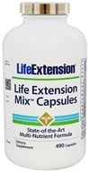 Life Extension - Mix State-of-the-Art Multi-Nutrient Formula - 490 Capsules by Life Extension
