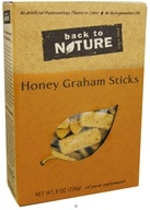 Back To Nature - Graham Sticks Honey - 8 oz.