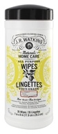 Image of JR Watkins - Natural Home Care All Purpose Wipes Lemon - 35 Wipe(s) LUCKY DEAL