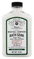 JR Watkins - Naturals Apothecary Menthol Camphor Bath Soak - 14 oz., from category: Personal Care
