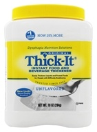Milani - Thick-It Original Regular Strength Instant Healthcare Food Thickener - 10 oz. (072058610784)