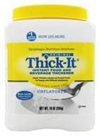 Milani - Thick-It Original Regular Strength Instant Healthcare Food Thickener - 10 oz. by Milani