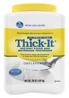 Milani - Thick-It Original Regular Strength Instant Healthcare Food Thickener - 36 oz.