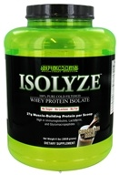 Species Nutrition - Isolyze Whey Protein Isolate Chocolate Milk - 4 lbs. by Species Nutrition