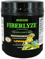 Species Nutrition - Fiberlyze Fiber Replacement Drink Lemonade - 360 Grams by Species Nutrition