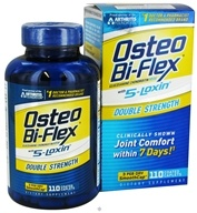 Osteo Bi-Flex - Joint Shield Formula With 5-Loxin Double Strength - 110 Caplets