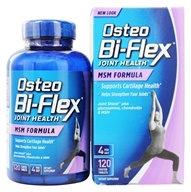 Osteo Bi-Flex - Joint Shield Formula With 5-Loxin & MSM Hyaluronic Acid - 120 Caplets - $28.06