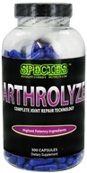 Species Nutrition - Arthrolyze Complete Joint Repair Technology - 300 Capsules, from category: Sports Nutrition