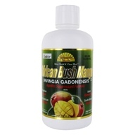 Dynamic Health - African Bush Mango Irvingia Gabonensis Juice Blend Appetite Suppressant Formula Mango - 32 oz. by Dynamic Health