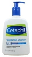 Image of Cetaphil - Gentle Skin Cleanser For All Skin Types Fragrance-Free - 16 oz.