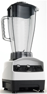 Omega - Blender 2HP Variable Speed Timer Model B2500L - 84 oz. by Omega