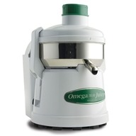 Image of Omega - Pulp Ejector Fruit and Vegetable Juicer Model 4000