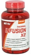 MET-Rx - Thermal Infusion X2 - 120 Softgels (786560166409)