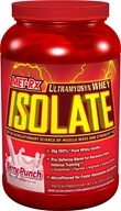 MET-Rx - Ultramyosyn Whey Isolate Berry Punch - 2 lbs. CLEARANCE PRICED