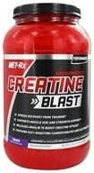 MET-Rx - Advanced Creatine Blast Grape - 3.17 lbs.