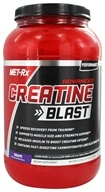 MET-Rx - Advanced Creatine Blast Grape - 3.17 lbs. by MET-Rx