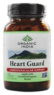 Organic India - Heart Guard Cardiovascular Support - 90 Vegetarian Capsules, from category: Herbs