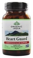 Image of Organic India - Heart Guard Cardiovascular Support - 90 Vegetarian Capsules