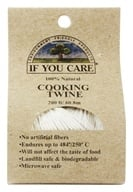 If You Care - Cooking Twine 100% Natural - 200 ft. by If You Care