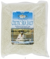 Selina Naturally - Celtic Sea Salt Bag Light Grey Course - 5 lb. (728060107001)