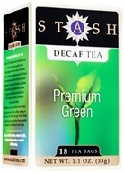 Stash Tea - Premium Decaf Green Tea - 18 Tea Bags